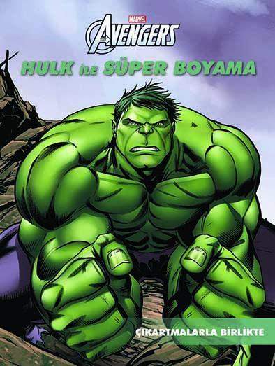 Avengers Iron Man Maskeli Boyama Kitabı Beta çocuk